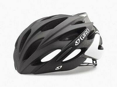 Giro Savant - Road Helmet - Matte Black/White