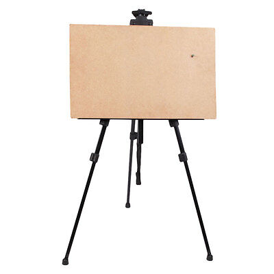 Folding Artist Telescopic Field Studio Painting Easel Tripod Display Stand