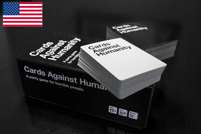 Cards Against Humanity, 550 Card Full Base Set Pack Party Game Full Pack
