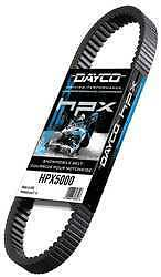 Dayco High Performance Hpx5019 Drive Belt Extreme Torque Snow Skidoo 417 300 127