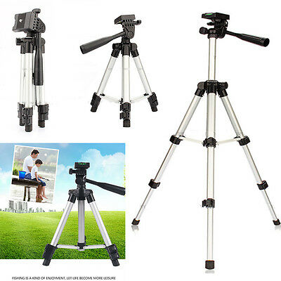 Tripod Stand For Digital Camera Camcorder DSLR SLR Phone iPhone Mount Holder GS