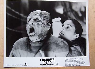 Lobby Card / Film Still - Freddy's Dead, The Final Nightmare