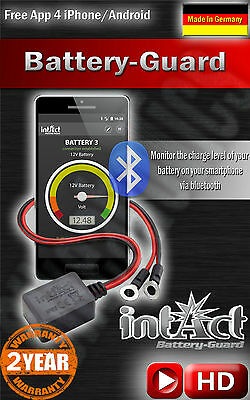 Bluetooth Battery status indicator - Mobility scooter - Free app for smartphone