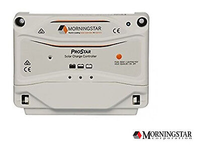 Morningstar ProStar PS-30 PWM 30A Charge Controller without Display 12/24V GEN3