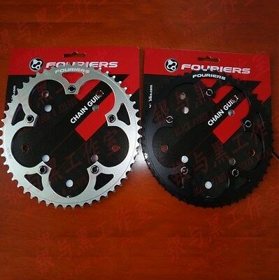 FOURIERS BCD130/144 Chainring 44-53T Tooth Road Bike Time Trial/Triathlon Bicyle