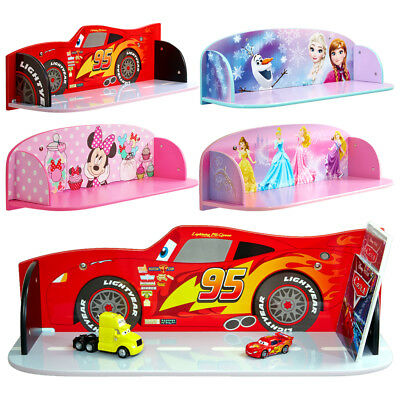 disney cars kinderregal regal aufbewahrung kiste kinder kinderm bel auto m bel eur 37 90. Black Bedroom Furniture Sets. Home Design Ideas