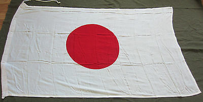 Wwii Japanese Japan Ija Navy Meat Ball Flag- Size 3X5