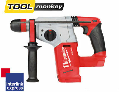 Milwaukee M18CHX Fuel 18v Brushless 2.8J SDS Hammer Drill Bare Unit