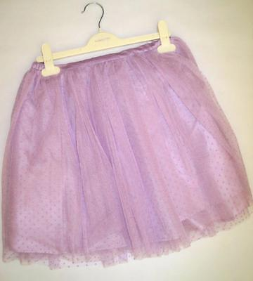 New girls monsoon stunning lilac party tutu christmas age 11-12 12-13 years
