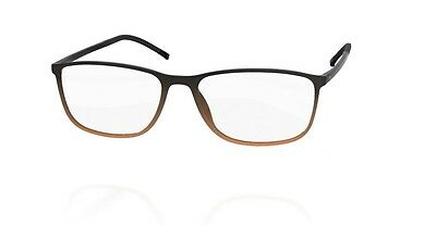 a520525674e Silhouette Eyeglasses SPX ILLUSION FULLRIM 2888 6054 brown fade 2888 -6054-53MM
