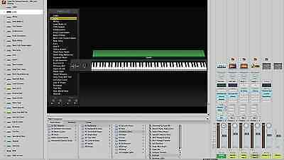 Logic Pro Famous Sounds 80s and Beyond - Mainstage 2 Concert 80's Synth Sounds