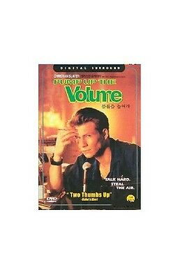 Pump Up The Volume (DVD,All,New) Christian Slater