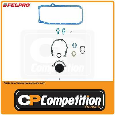 Felpro Marine Bottom End Gasket Set Chev 350 Engine With Plastic Cover  17124