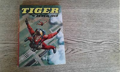 Tiger Annual 1968 Good condition.