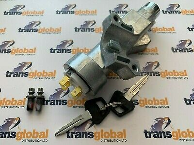 Steering Column Lock Ignition Switch & Keys for Land Rover Defender V8 Petrol