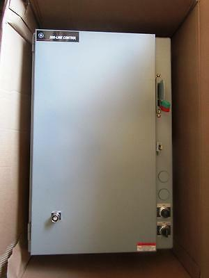 CR408B518RA1DCL2R NEMA 0, 600 ACV 18 AMP TYPE1 ENCLOSURE 3HP Magnetic Starter