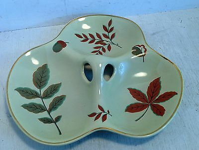 Vintage Crown Ducal AGR Snack Bon-Bon Chocolates Dish, England (3482)