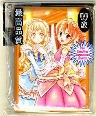 Yugioh Max Protection Princess Card Sleeves 50 Count
