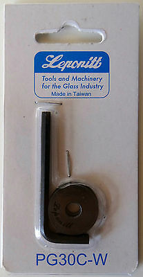 Leponitt Replacement Wheels for Glass Mosaic Cutter Wheel Cutters Nippers NEW