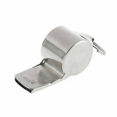 New Hot Metal Whistle Referee Sports Rugby Party Training School Soccer Football