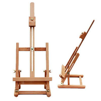 Studio Wooden Easel Artist Painting Craft Art Display Suitable 8K Drawing Board