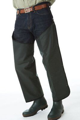 Sherwood Forest Wax Chaps - Excellent Quality