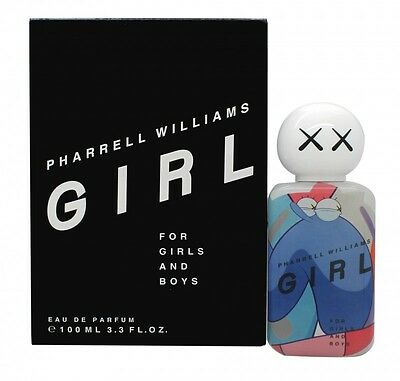 Pharrell Williams Girl Eau De Parfum 100Ml Spray. New. Free Shipping