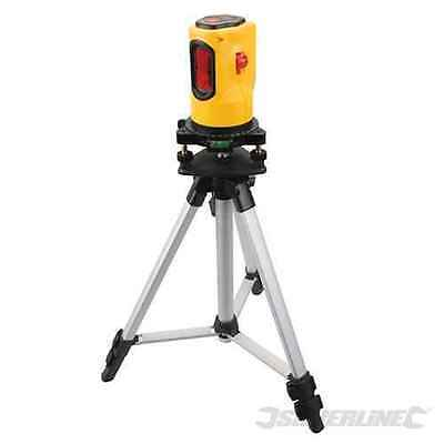 Self-Levelling Laser Level Kit With Carry Case