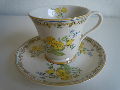 Gorham Royal Buttercup Cup and Saucer Set