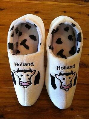 Dutch Clog Slippers/Hollandse slippers COW  &  FREE GIFT# HUGE WINTER SALE