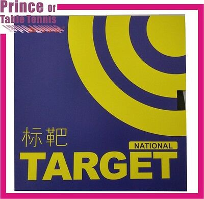 Sanwei Target Table tennis Pimples in Rubber (National team ver. - Blue sponge)