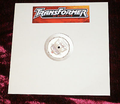 "Vinyl TRANSFORMER DI ROBOTER HITS EP 12"" 1st Press Kloster Malfati Electronic"