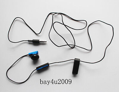 2 x Official Original Sony Playstation 4 PS4 Headset Earbud Microphone Earpiece