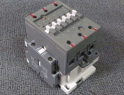 York Abb Contactor # 024-31106-000 # A50-30 - 80 Amp 600 V 50 Hp With 120V Coil
