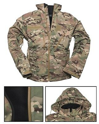 Softshell Jacke SCU 14 multitarn