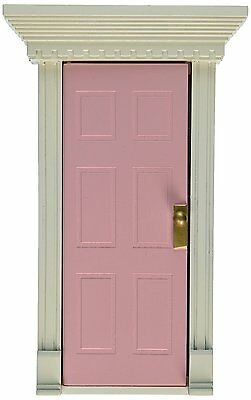 New ! Tooth Fairy Door and Fairy Dust Gift Set (Pink)