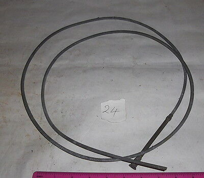 Holden Ford Chrysler Kit Car Inner Choke Cable NOS