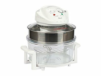 Rosewill R-HCO-15001 Infrared Halogen Convection Oven with Stainless Steel Exten