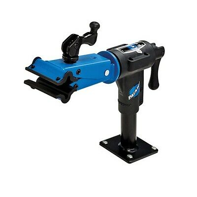 Park Tool PCS-12 Bench Mount Bicycle Mechanic Work Clamping Stand -New