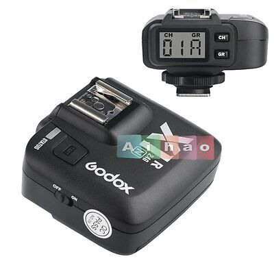 Godox i-TTL X1R-N 2.4G Wireless Flash Controller Receiver For X1N Trigger【UK】