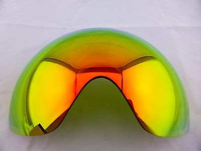Electric EG3 Snow Goggle Replacement Lens - Bronze Red Chrome - New in Box