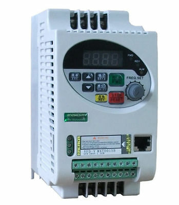 New Vector frequency inverter 3-phase 380V 1.5KW SVPWM YN
