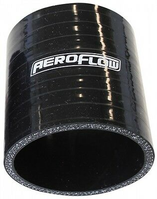 Straight Silicone Hose Silicon Rubber Tube Pipe - Aeroflow 3 inch Coupler