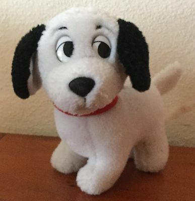 Disney 101 Dalmatians Small 7 Inch Lucky Puppy Dog Soft Toy