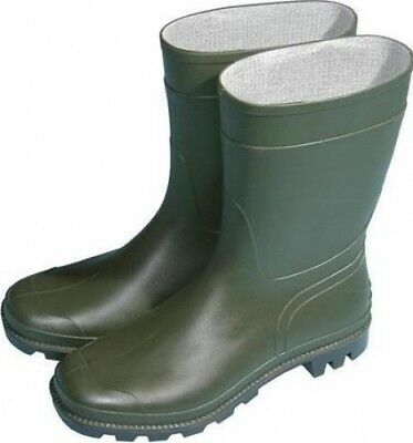 Town & Country Classic Half Boots Green Size 8
