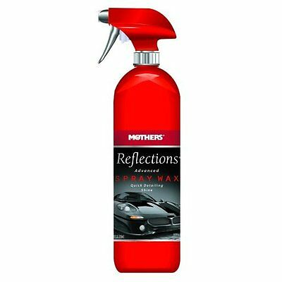 Car Spray Wax Mothers Reflections Advanced Auto Care