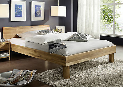 bett doppelbett jugendbett 160x200cm kernbuche buche massiv holz neu ovp eur 259 00. Black Bedroom Furniture Sets. Home Design Ideas