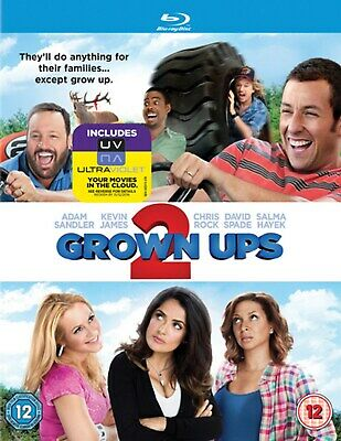 Grown Ups 2 (with UltraViolet Copy) [Blu-ray]