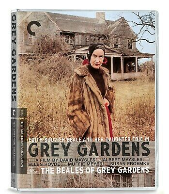 Grey Gardens - The Criterion Collection (Restored) [Blu-ray]