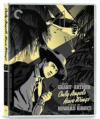 Only Angels Have Wings - The Criterion Collection (Restored) [Blu-ray]